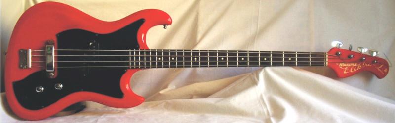 Musima Elektra Deluxe B Bass. Musima11