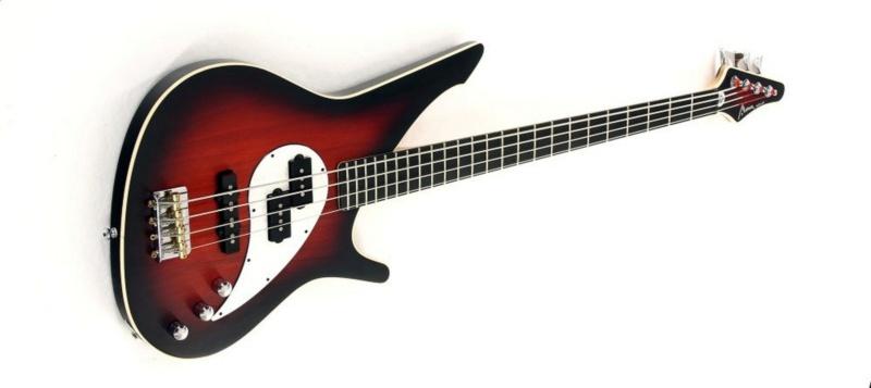 Manne Fillmore Electric Bass.  P4020010