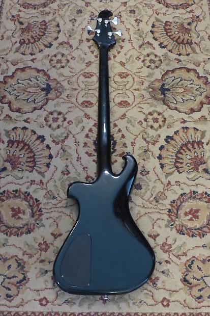 Orr Electric Bass.  Ppftpz10
