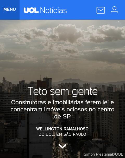 Incêndio e desabamento do edifício abandonado Wilton Paes de Almeida (SP) completa um ano. Screen26