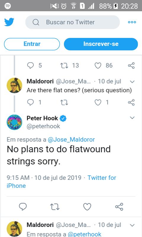 Elites Peter Hook. Screen29