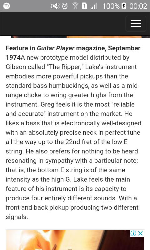 A que se deve a falta de popularidade da Gibson em relação à Fender? Screen47