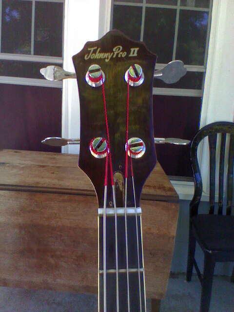 Johnny Pro II Bass. Secure10