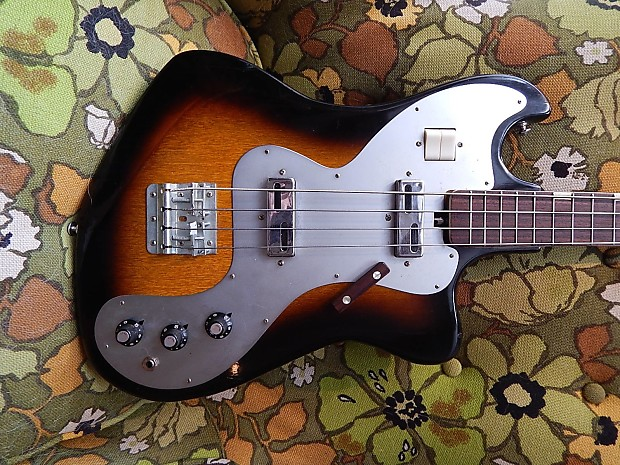 Lafayette Bass. Sqsuf610
