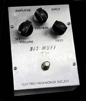 Fuzz: do barulho ao Big Muff (61-69). Treian10