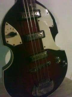 Faim - Fábrica Argentina de Instrumentos Musicales. Vendo-10