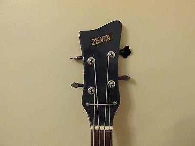 Zenta Bass.  Vintag12