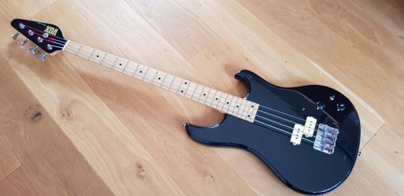 Vox 3504 Standard Bass. Vox-bl12