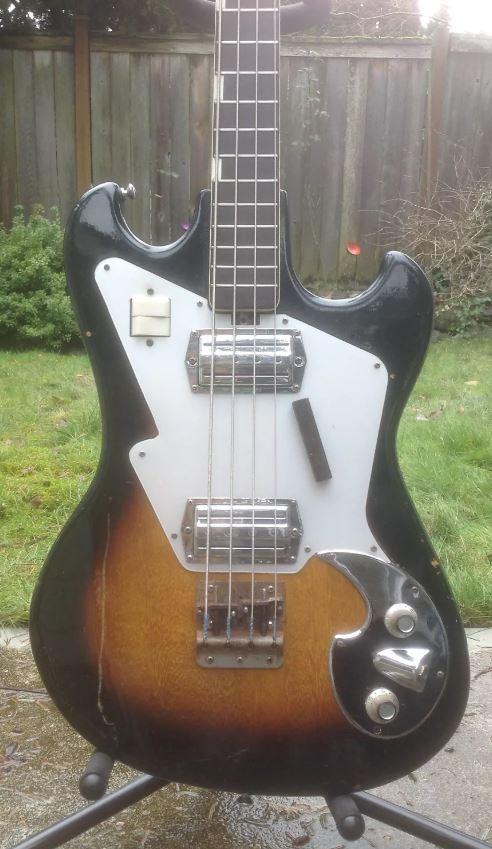 Zen-On Victoria Bass. Zen0310