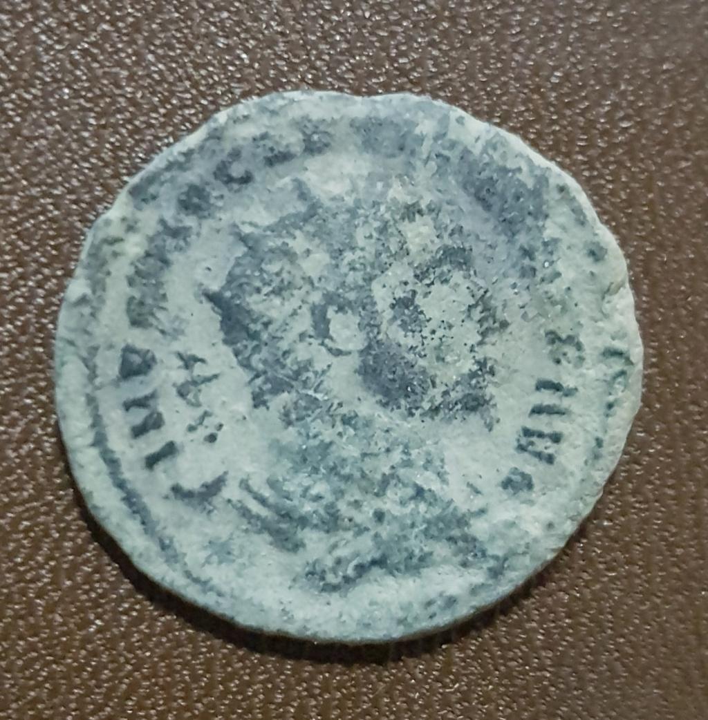Radiado post-reforma de Diocleciano. VOT XX. 20190620
