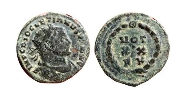 Radiado post-reforma de Diocleciano. VOT XX. 20190622