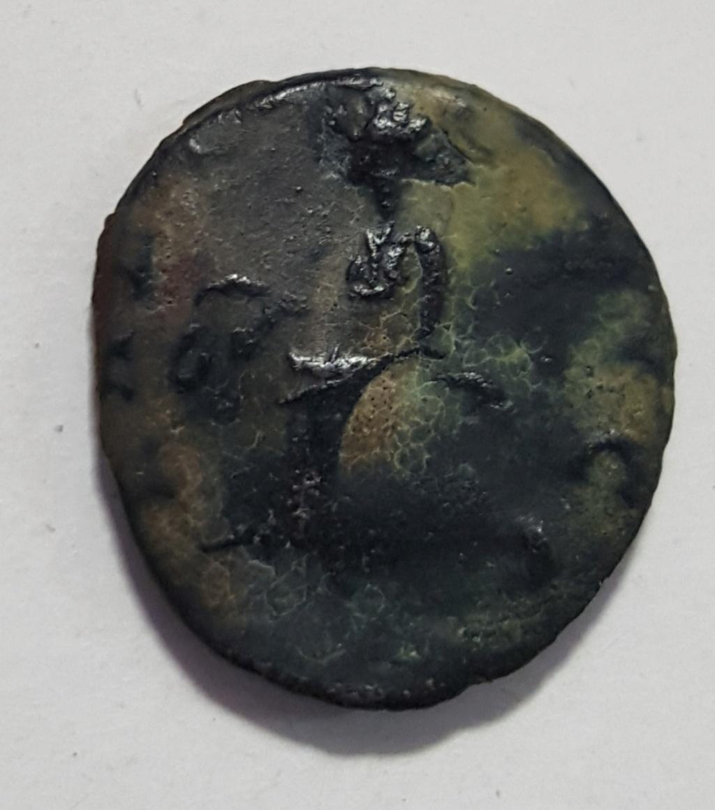 Antoniniano de ceca no oficial de Tétrico I. LAETITIA AVGG. 20190738
