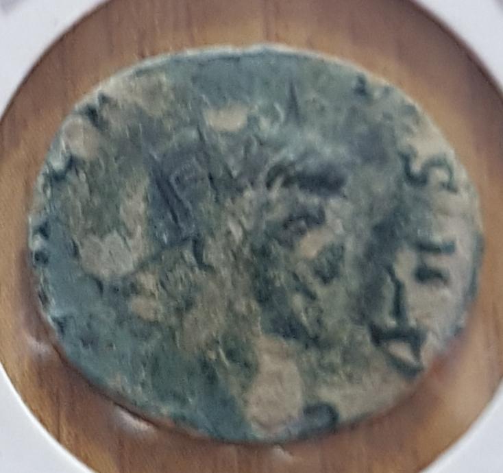Antoniniano de Galieno. VIRTVS AVGVSTI. Marte estante a izq. Roma. 20190810