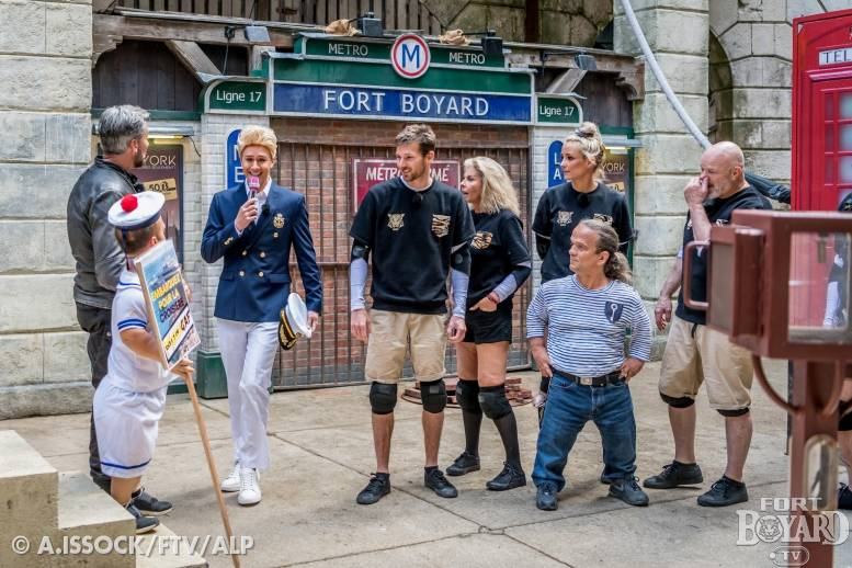 [Spoilers] Présentation > Fort Boyard 2021-04 - Pompiers Solidaires (10/07/2021) Photo_22