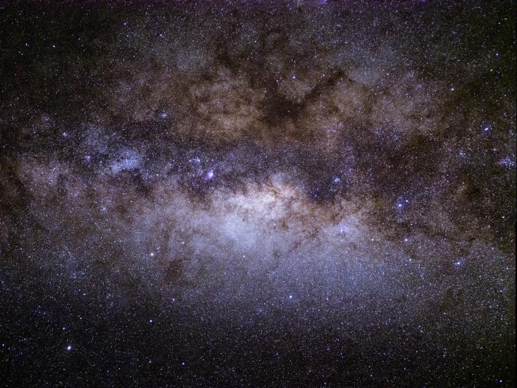 Voie lactée ç l'observatoire des makes 06072010
