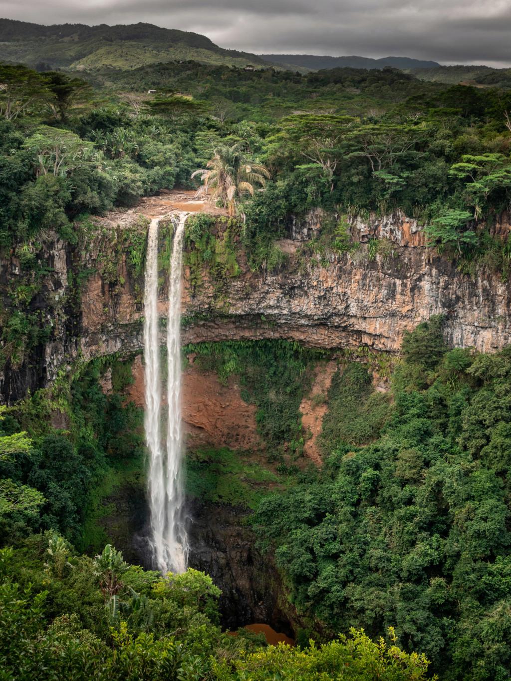 La cascade de Chamarel 23072016