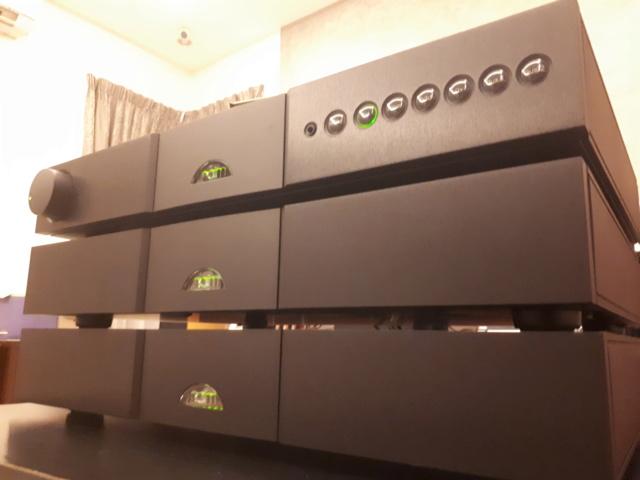 Naim Nac152XS/ Flatcap XS/ Nap155 XS combo set (SOLD) 20180714