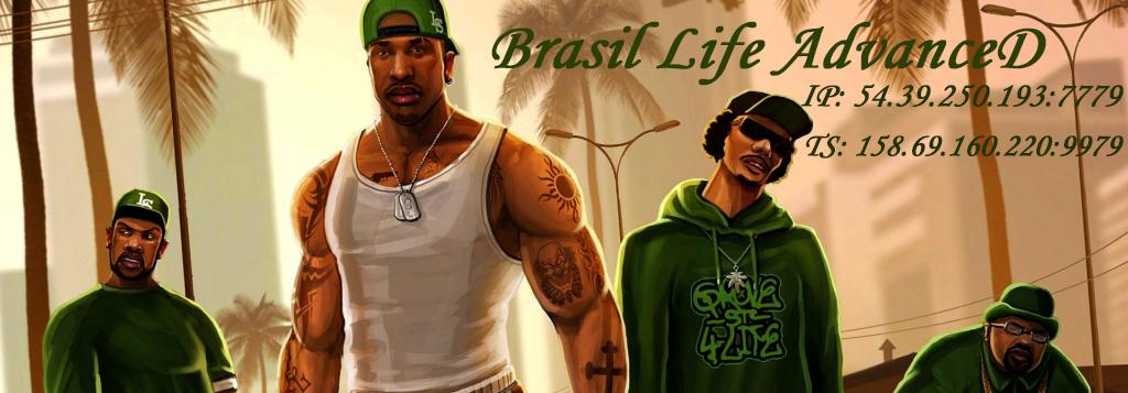 |Brasil Life AdvanceD|SAMP| RPG Kforc210