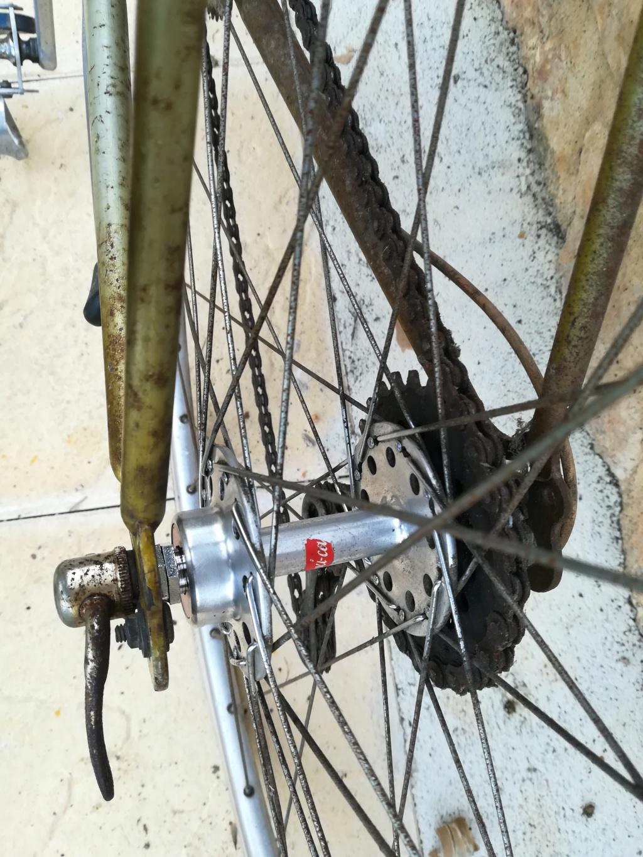 Randonneuse Cycle Geminiani  Img_2061