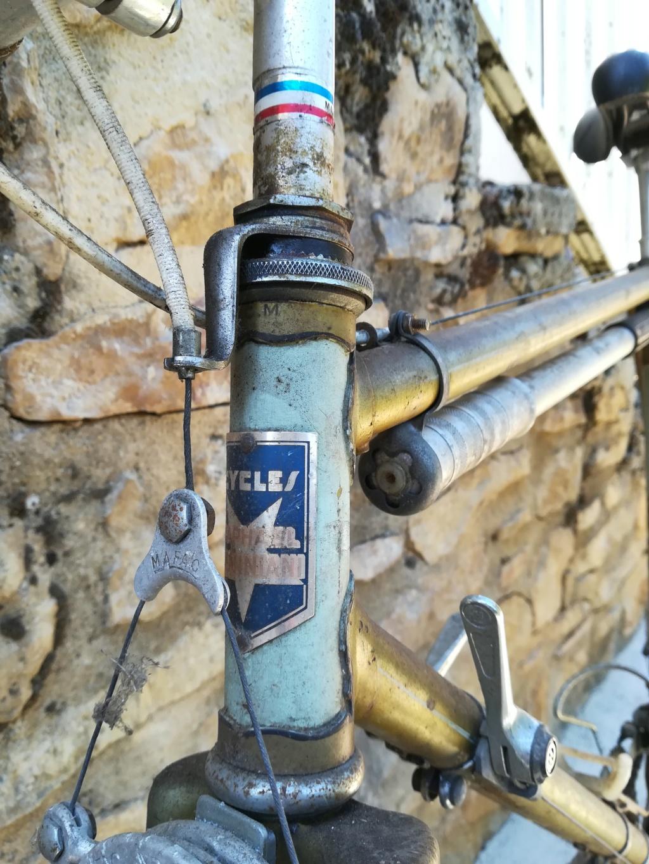 Randonneuse Cycle Geminiani  Img_2069
