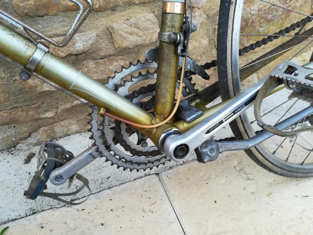 Randonneuse Cycle Geminiani  Img_2070