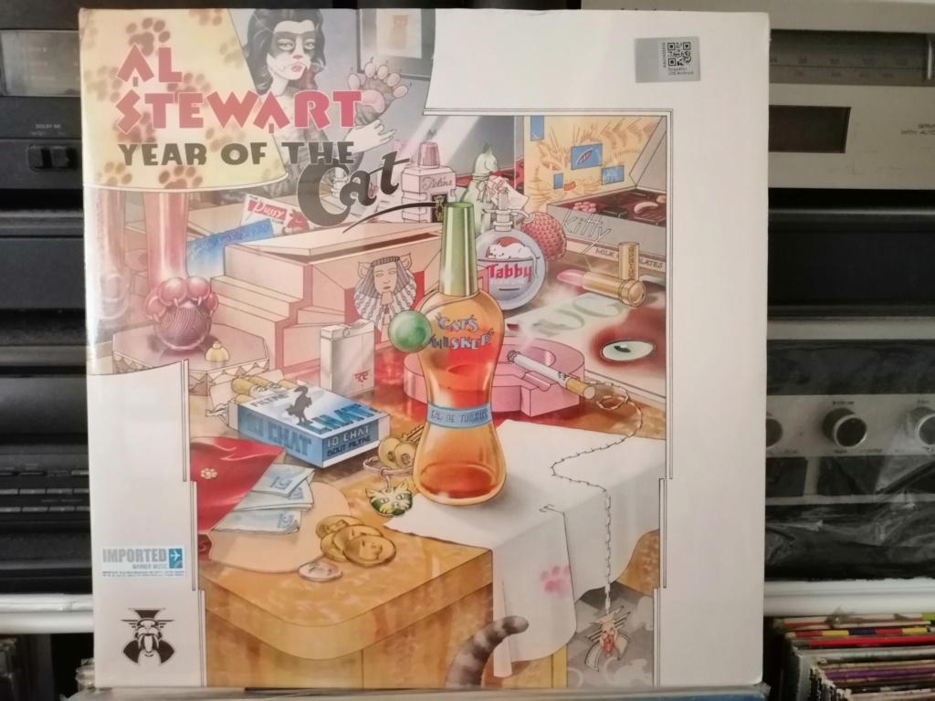 Al Stewart/Year Of The Cat Vinyl (New/Sealed) RM 70 Img_2015