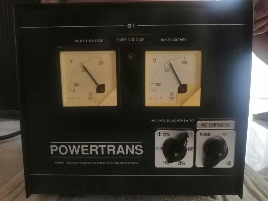 4KVA Powertrans (Used) Img_2026