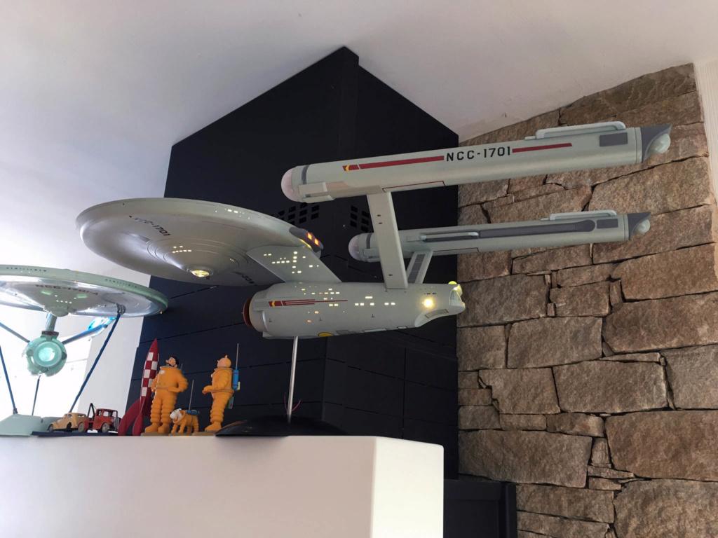 [POLAR LIGHTS] 50em anniversary edition / USS Enterprise NCC 1701 St7610