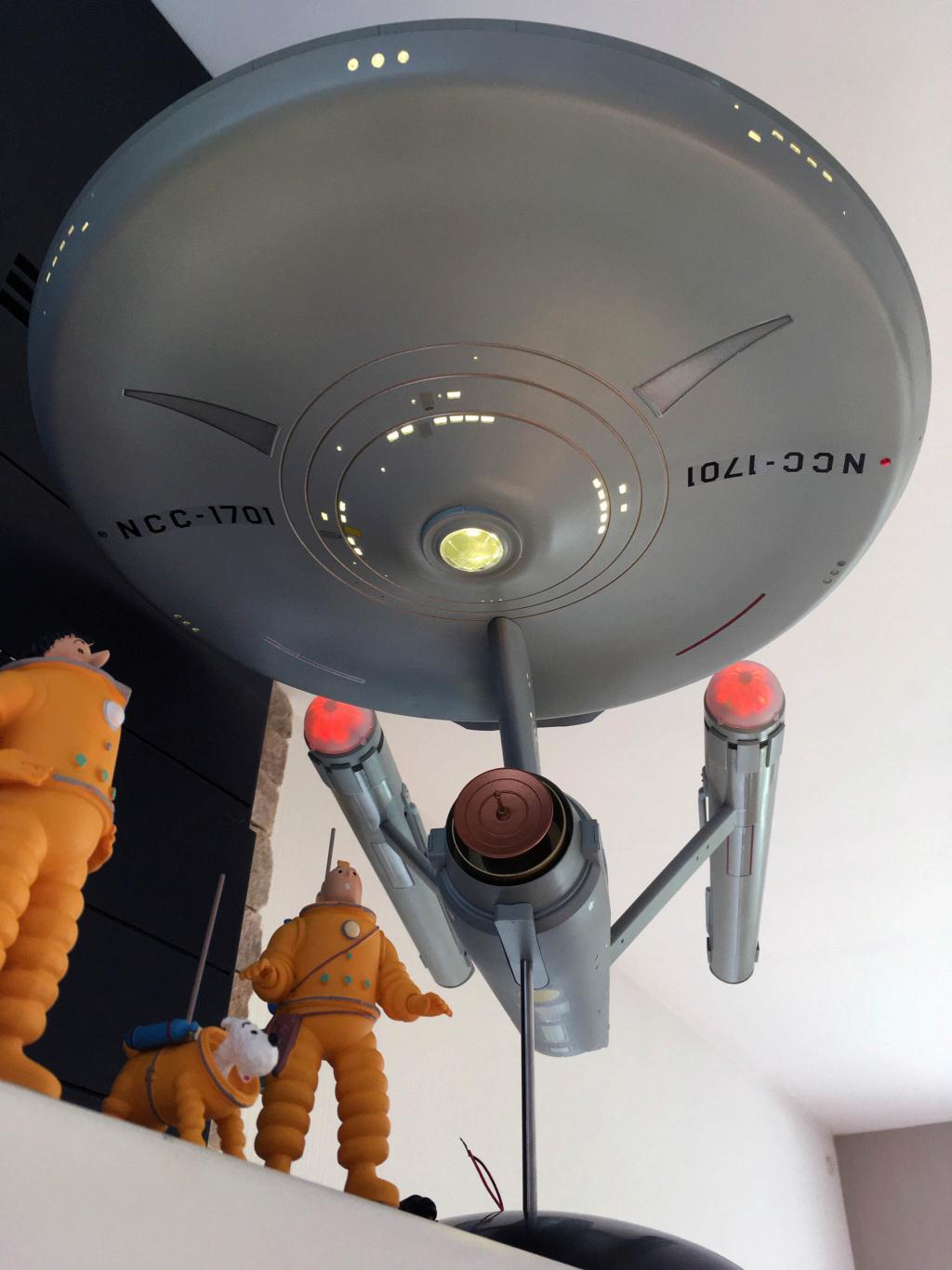 [POLAR LIGHTS] 50em anniversary edition / USS Enterprise NCC 1701 St7810