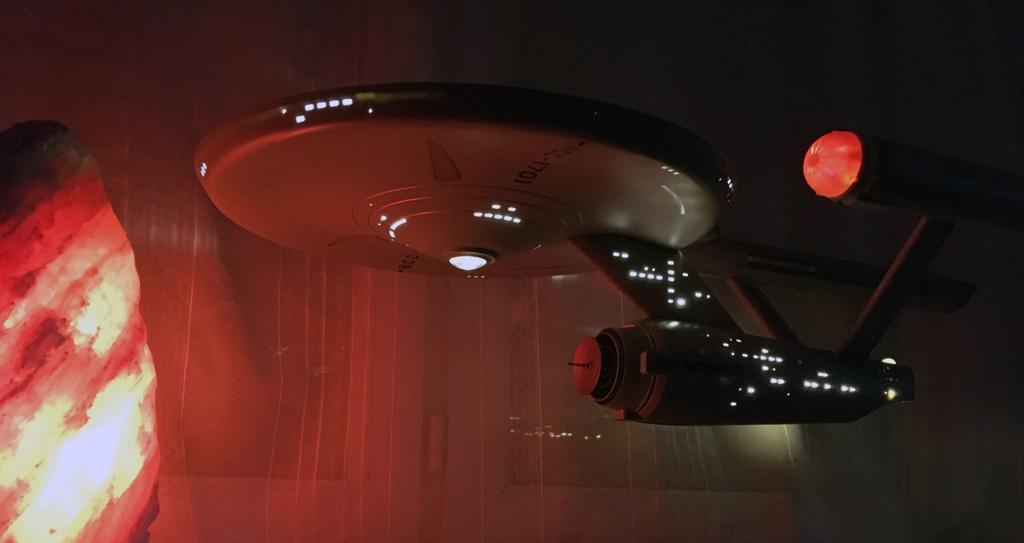 [POLAR LIGHTS] 50em anniversary edition / USS Enterprise NCC 1701 St8210