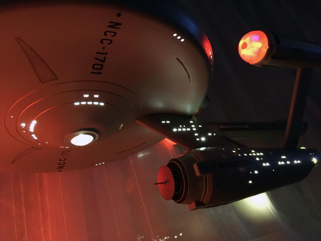 [POLAR LIGHTS] 50em anniversary edition / USS Enterprise NCC 1701 St8410