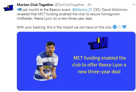 Morton Club Together. Screen10