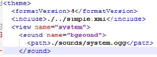 RECALBOX 6.1 modifier fichier XML des TEHMES Sans_t11