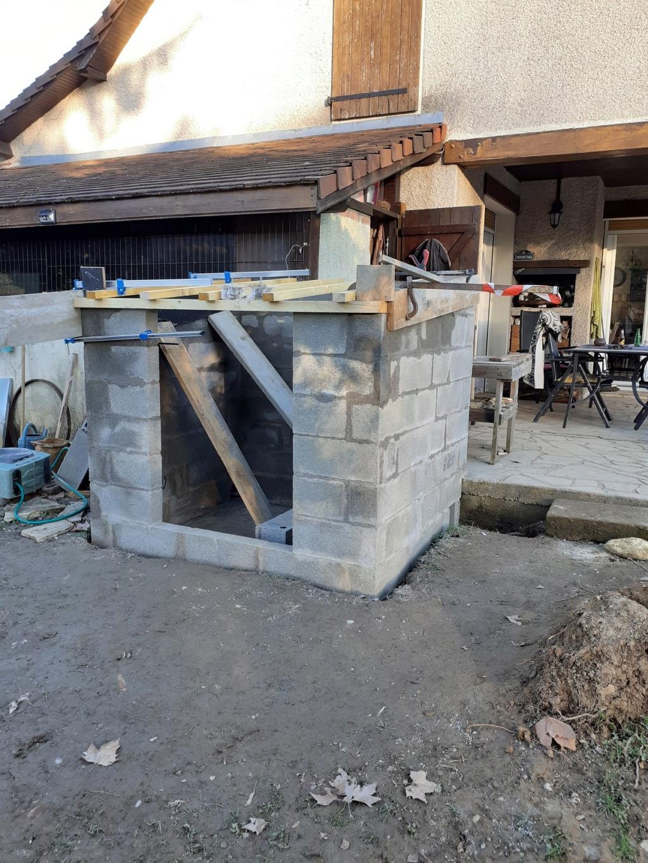 Commencement projet mini piscine LOLA 20201111