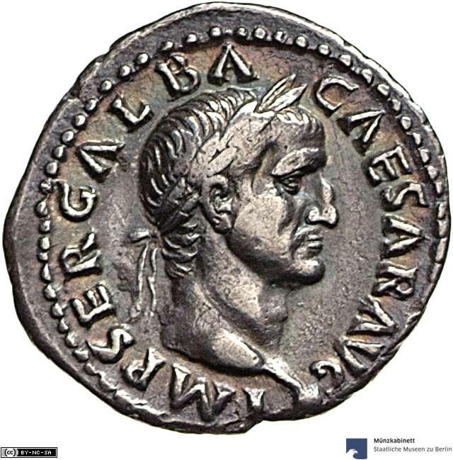 Como se la ceca de un denario? Roma110