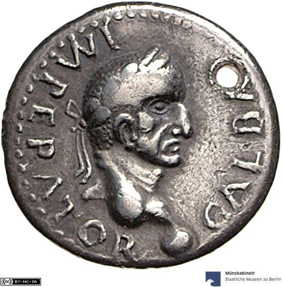 Como se la ceca de un denario? Tar110
