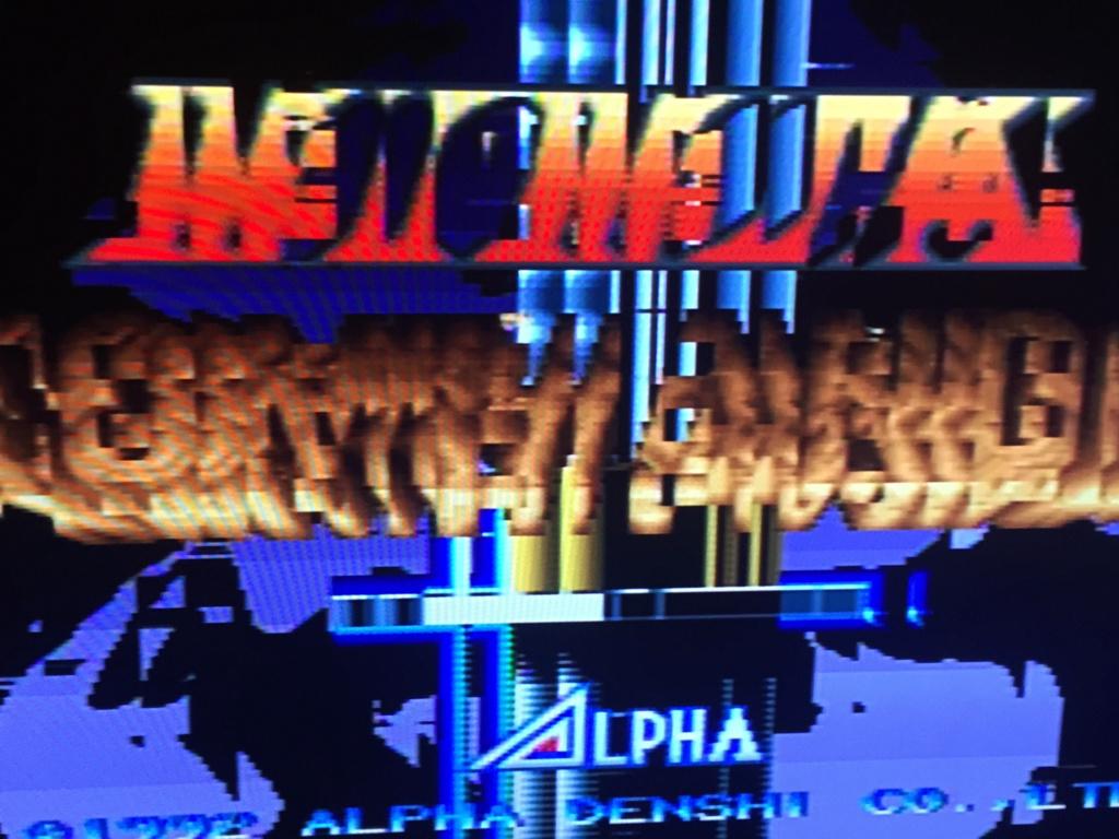 Neo-Geo aes malade qui sort une image en rca mais pas en rgb  0fc8a010