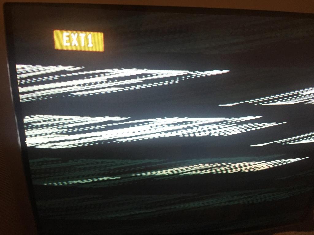 Neo-Geo aes malade qui sort une image en rca mais pas en rgb  21606c10
