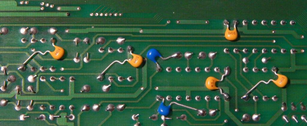 Audio cap kit console 5  pour Neo Geo 3.4 5a768910