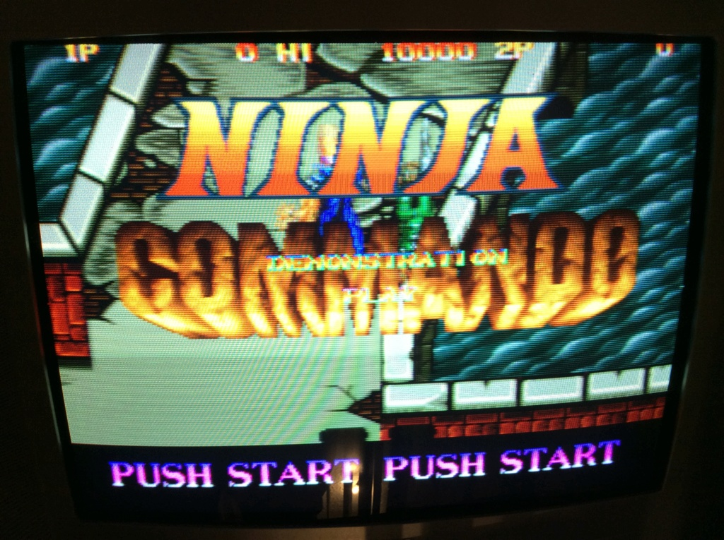 Neo-Geo aes malade qui sort une image en rca mais pas en rgb  77cdfb10