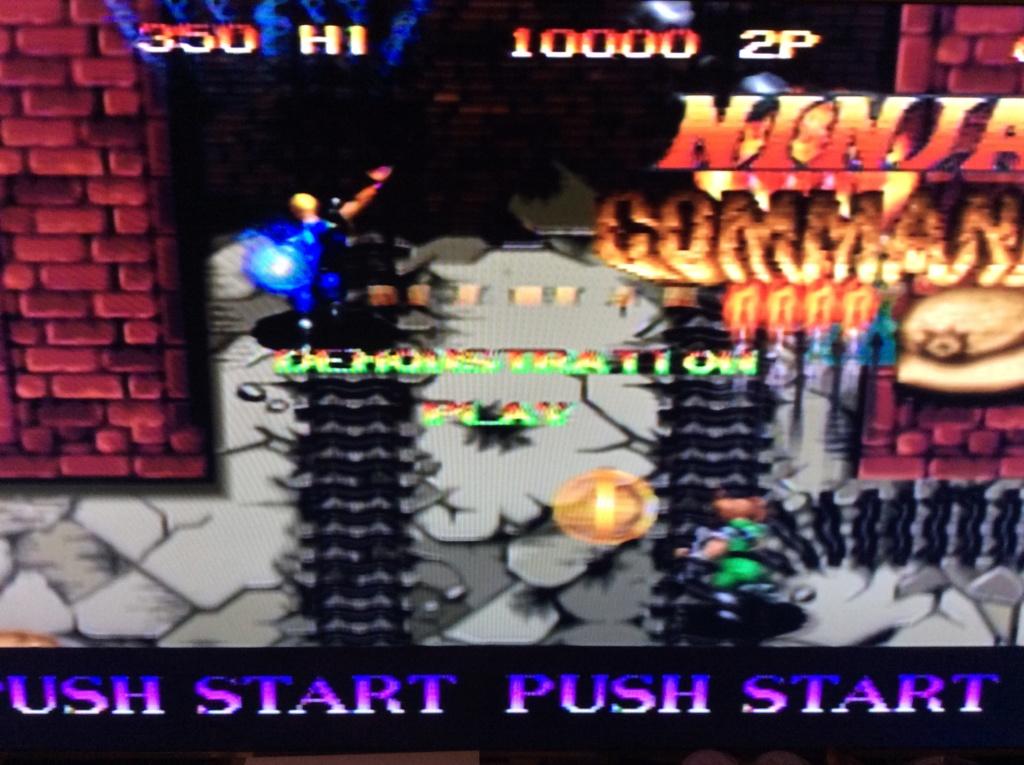 Neo-Geo aes malade qui sort une image en rca mais pas en rgb  91e9a310