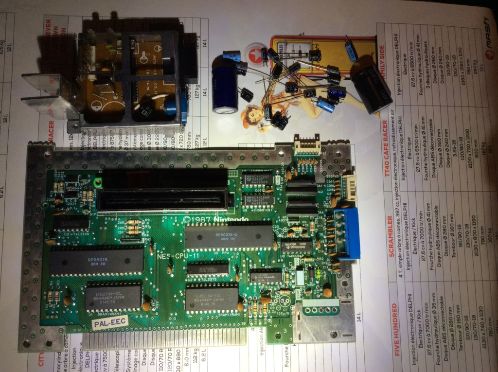 Nintendo Nes maladie bizzard au secours toubib  955f6b10