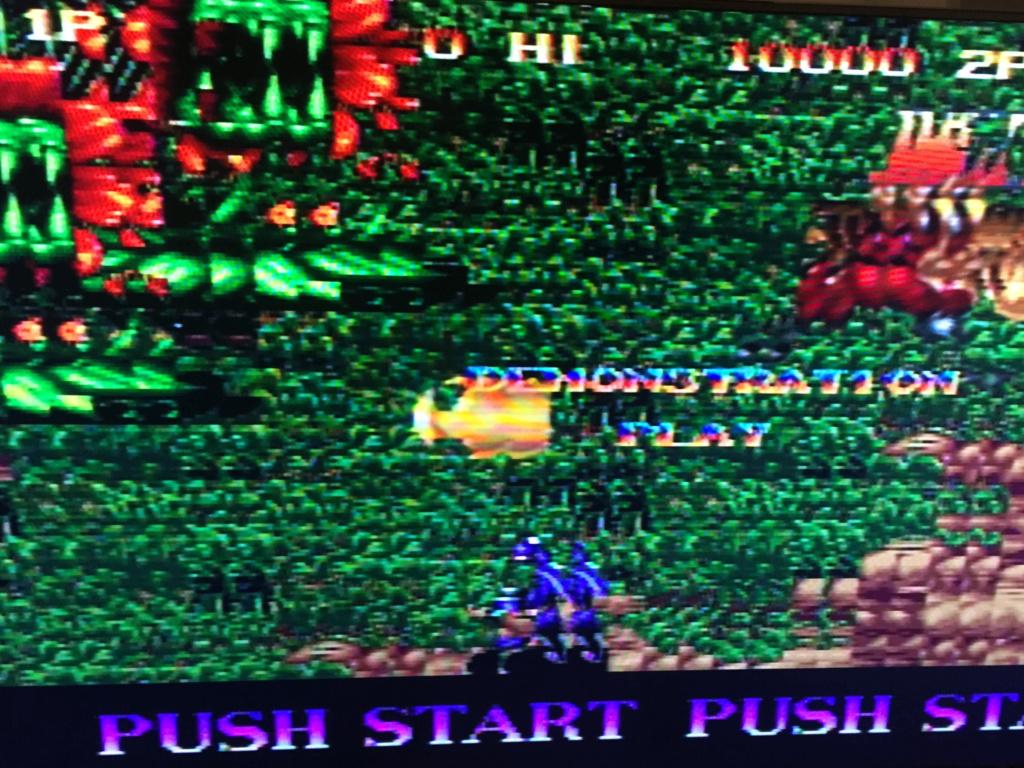 Neo-Geo aes malade qui sort une image en rca mais pas en rgb  B1c9b810