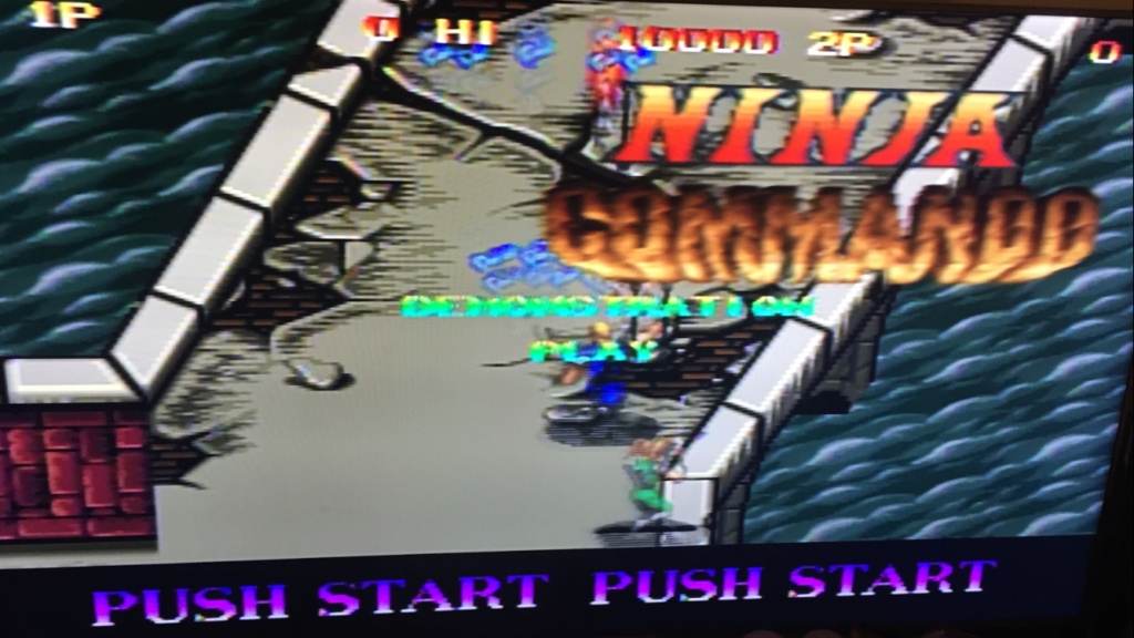 Neo-Geo aes malade qui sort une image en rca mais pas en rgb  C0d82f10