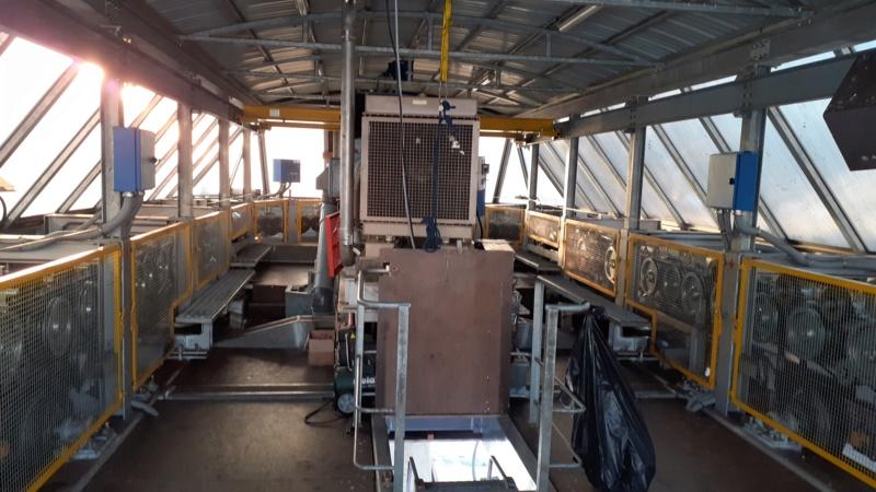 Télésiège débrayable 4 places (TSD4) Col du Joly 20200113