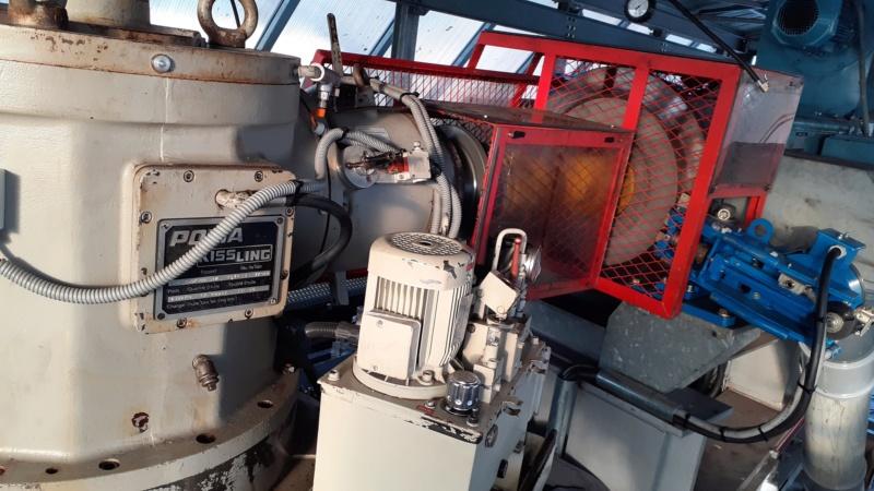 Télésiège débrayable 4 places (TSD4) Col du Joly 20200114