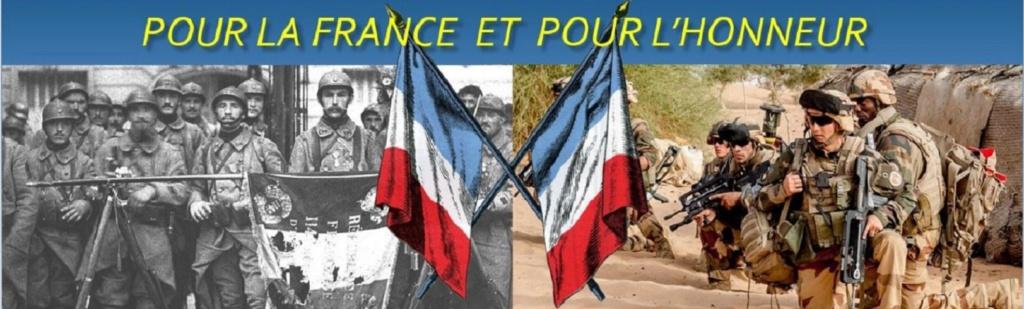 POUR LA FRANCE ET POUR L'HONNEUR