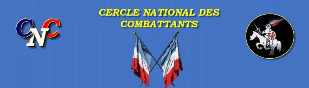 CERCLE NATIONAL DES COMBATTANTS