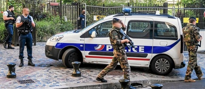 2021/05/26 Guerre civile en France : les forces en présence Guerre15