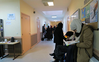2020/01/22 L'Université musulmane de Saint-Denis fermée pour raison de sécurité Iesh_510